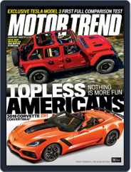 MotorTrend (Digital) Subscription February 1st, 2018 Issue