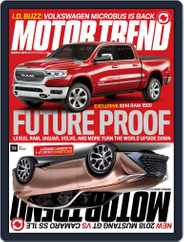 MotorTrend (Digital) Subscription March 1st, 2018 Issue