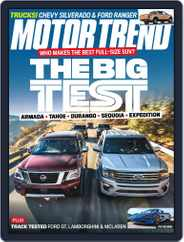 MotorTrend (Digital) Subscription April 1st, 2018 Issue