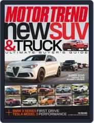 MotorTrend (Digital) Subscription October 1st, 2018 Issue