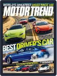 MotorTrend (Digital) Subscription November 1st, 2018 Issue