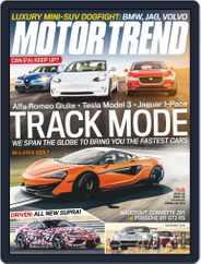 MotorTrend (Digital) Subscription December 1st, 2018 Issue