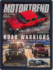 MotorTrend (Digital) Subscription February 1st, 2019 Issue