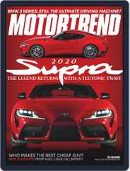 MotorTrend (Digital) Subscription March 1st, 2019 Issue