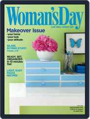 Woman's Day (Digital) Subscription April 7th, 2010 Issue