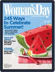 Woman's Day (Digital) Subscription June 2nd, 2010 Issue