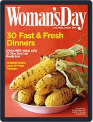Woman's Day (Digital) Subscription July 27th, 2010 Issue