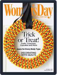 Woman's Day (Digital) Subscription September 15th, 2010 Issue