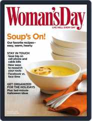 Woman's Day (Digital) Subscription October 8th, 2010 Issue