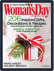 Woman's Day (Digital) Subscription November 17th, 2010 Issue