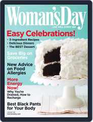 Woman's Day (Digital) Subscription December 16th, 2010 Issue