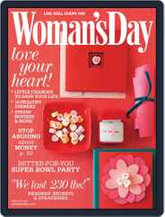 Woman's Day (Digital) Subscription January 11th, 2011 Issue