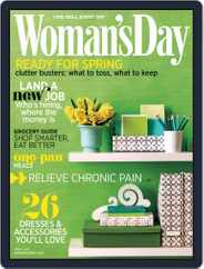 Woman's Day (Digital) Subscription March 1st, 2011 Issue