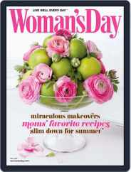 Woman's Day (Digital) Subscription April 12th, 2011 Issue