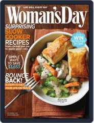 Woman's Day (Digital) Subscription October 11th, 2011 Issue