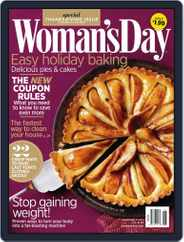 Woman's Day (Digital) Subscription November 7th, 2011 Issue