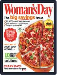 Woman's Day (Digital) Subscription August 14th, 2012 Issue