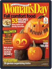 Woman's Day (Digital) Subscription September 6th, 2012 Issue