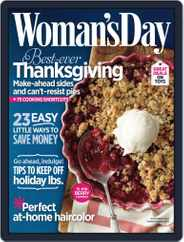 Woman's Day (Digital) Subscription October 11th, 2012 Issue