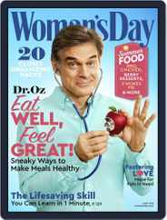 Woman's Day (Digital) Subscription June 1st, 2018 Issue