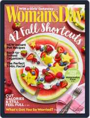 Woman's Day (Digital) Subscription September 1st, 2018 Issue
