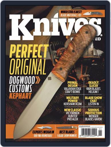 Knives Illustrated November 1st, 2019 Digital Back Issue Cover