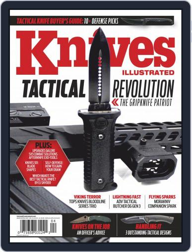 Knives Illustrated March 1st, 2020 Digital Back Issue Cover