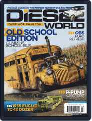 Diesel World (Digital) Subscription March 1st, 2020 Issue