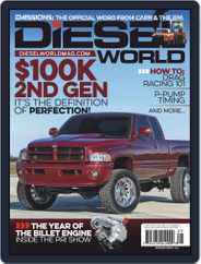 Diesel World (Digital) Subscription May 1st, 2020 Issue