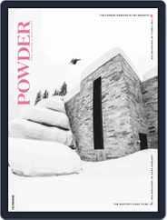Powder (Digital) Subscription November 1st, 2018 Issue