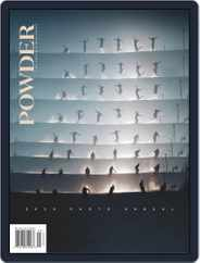 Powder (Digital) Subscription January 1st, 2020 Issue