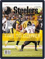 Steelers Digest (Digital) Subscription October 13th, 2018 Issue