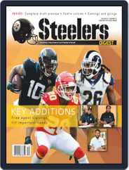 Steelers Digest (Digital) Subscription April 1st, 2019 Issue