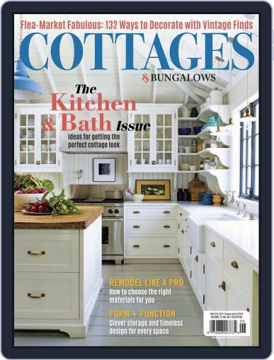 Cottages and Bungalows June 1st, 2018 Digital Back Issue Cover