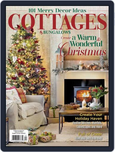 Cottages and Bungalows December 1st, 2018 Digital Back Issue Cover