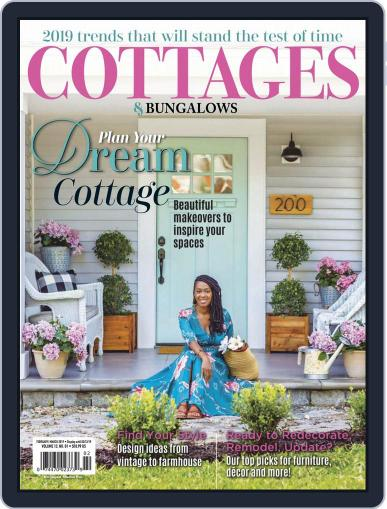 Cottages and Bungalows February 1st, 2019 Digital Back Issue Cover