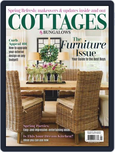 Cottages and Bungalows April 1st, 2019 Digital Back Issue Cover