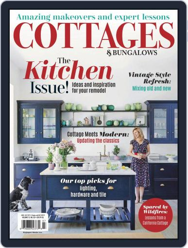 Cottages and Bungalows June 1st, 2019 Digital Back Issue Cover