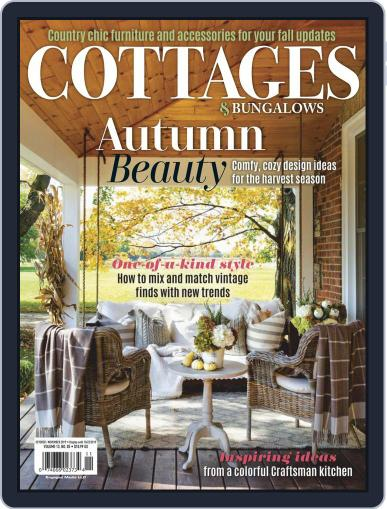 Cottages and Bungalows October 1st, 2019 Digital Back Issue Cover
