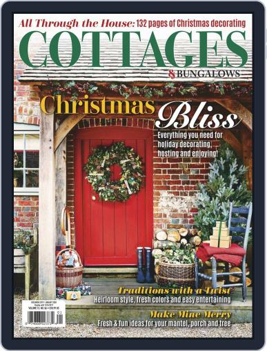 Cottages and Bungalows December 1st, 2019 Digital Back Issue Cover