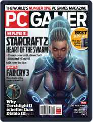 PC Gamer (US Edition) (Digital) Subscription August 1st, 2012 Issue