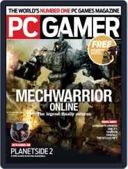 PC Gamer (US Edition) (Digital) Subscription October 10th, 2012 Issue