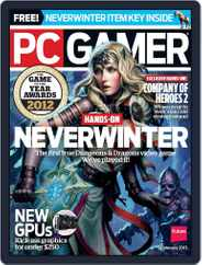 PC Gamer (US Edition) (Digital) Subscription January 8th, 2013 Issue