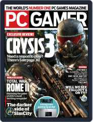 PC Gamer (US Edition) (Digital) Subscription March 5th, 2013 Issue