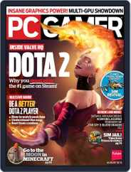 PC Gamer (US Edition) (Digital) Subscription June 25th, 2013 Issue