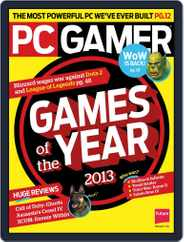 PC Gamer (US Edition) (Digital) Subscription January 7th, 2014 Issue