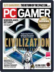 PC Gamer (US Edition) (Digital) Subscription May 28th, 2014 Issue