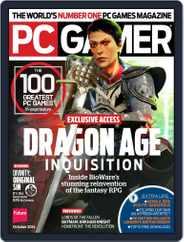 PC Gamer (US Edition) (Digital) Subscription September 5th, 2014 Issue
