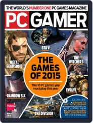 PC Gamer (US Edition) (Digital) Subscription March 1st, 2015 Issue