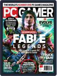PC Gamer (US Edition) (Digital) Subscription May 1st, 2015 Issue